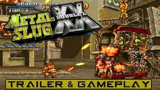 Metal Slug XX Trailer & Gameplay PC STEAM HD