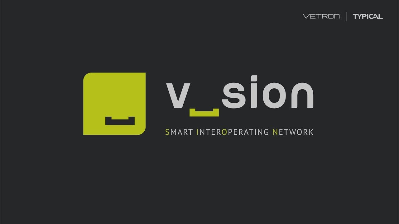 VETRON [ V_SION ] DIGITAL PRODUCTION MANAGEMENT