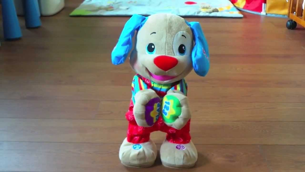 fisher price dance and play puppy ebay