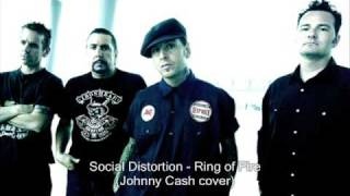 Social Distortion - Ring of Fire (Johnny Cash cover)