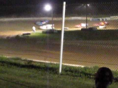 Lakeville Speedway July 2 2010  Late Model Feature