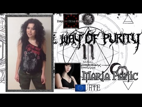 "THE WAY OF PURITY presents -Equate- on ""European Metal Channel"""