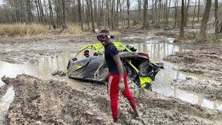 ALMOST DESTROYED MY Can-Am *BAD* 2021 can am maverick x3