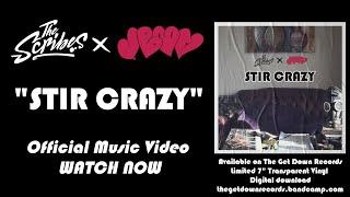 "The Scribes X J. Boom ""Stir Crazy"" ft. Mr Teatime (MUSIC VIDEO) ukhh lofi hip hop lockdown rap 2020"