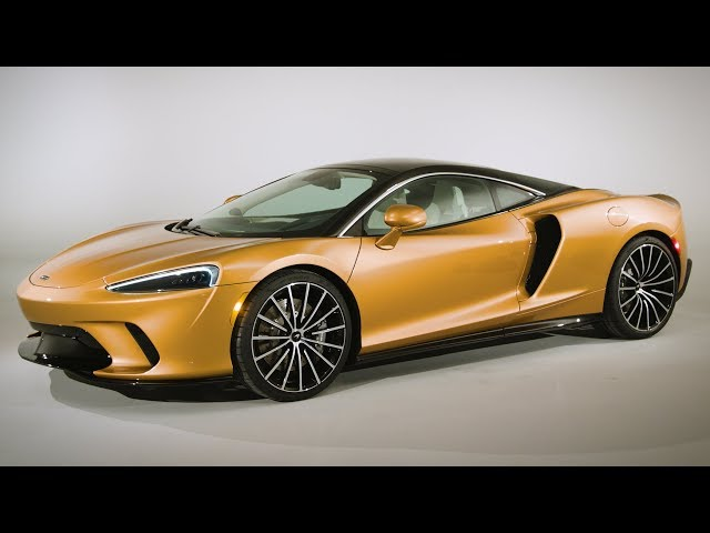 The NEW McLaren GT: Taking On Bentley And Aston Martin   Carfection 4K