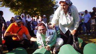 Рассказ человека, выжившего в резне в Сребренице