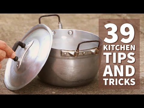 39 Awesome Kitchen Life Hacks