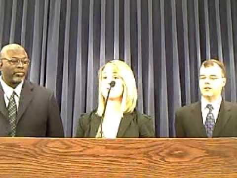 Illinois Technology Partnership Press Conference pt 1