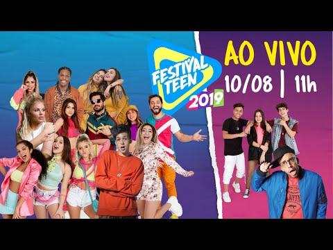 FESTIVAL TEEN 2019 AO VIVO