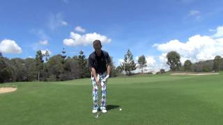 Golf Tip on Chipping from PGA Professional Aaron Cox