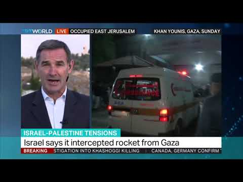 Israel carries out air, ground raids in Gaza