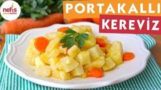 Portakallı Kereviz Tarifi - Bu tarifi kaçırmayın! - Nefis Yemek Tarifleri