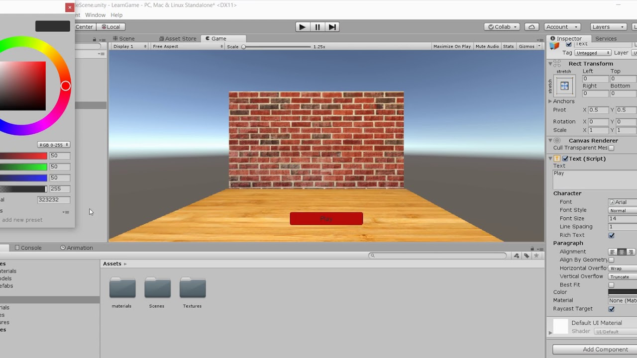 OnClick on button from code - Unity Forum