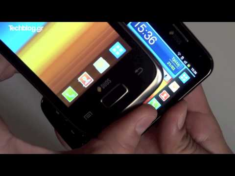 Samsung Galaxy Y Duos and Galaxy Y PRO Duos (Greek)