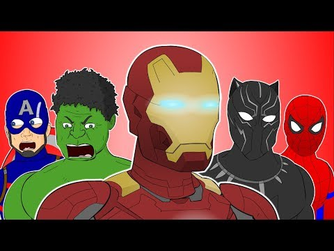 ♪ AVENGERS ANIMATED SONGS - Music Video Compilation