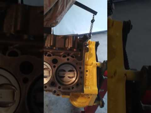Chevy small block cleaning update
