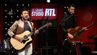 Diva Faune - Shine on my way (LIVE) - Le Grand Studio RTL