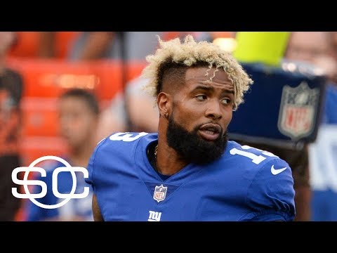 Odell Beckham Jr.'s new contract not a priority for Giants | SportsCenter | ESPN