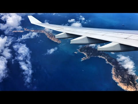 Cathay Pacific A330 SMOOTHEST LANDING in Hong Kong International Airport