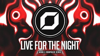 HARD-PSY ◉ Krewella - Live For The Night (MANU & Rampager Remix)