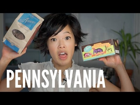 Emmy Eats PENNSYLVANIA #2