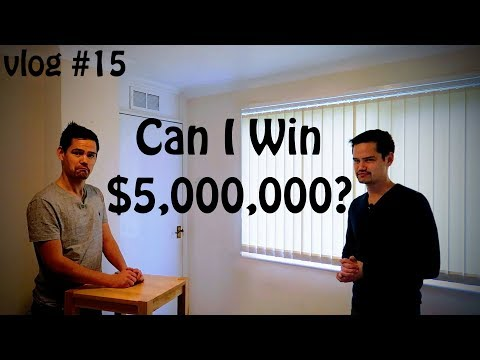 CAN I WIN $5,000,000? in THE BAHAMAS