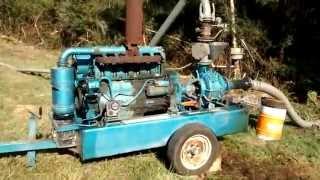 deutz F6L912 à l'irrigation