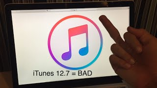 iTunes 12.7. The Worst iTunes Update. Ever. thumbnail