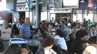 Sebastian Araujo Cantando Rolling In The Deep (Adele) en San Pedro