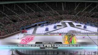 NHL 2K10 - How To Play Winter Classic Games