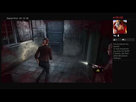 Resident Evil Revelation: theory chat
