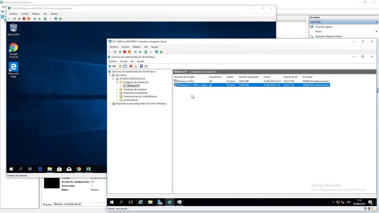 Conoce que es Windows Deployment Services en Windows Server 2016