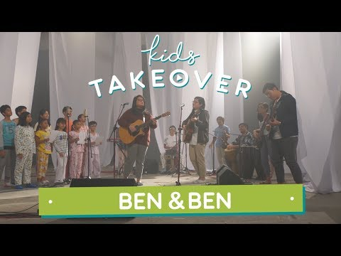 Kids are taking over 'Kathang Isip' with Ben & Ben | Kids Takeover