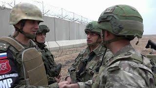 россия и Турция вышли на совместный патруль в Сирии. События дня. ФАН-ТВ