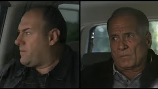 The Sopranos - Carlo Gervasi flips - was it Tony's own fault?