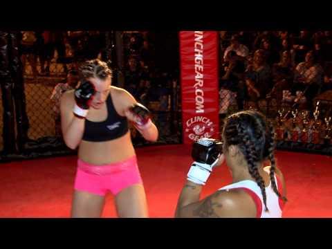 East Peoria Throwdown XII - Adrianna Runyon VS Jenna Fox