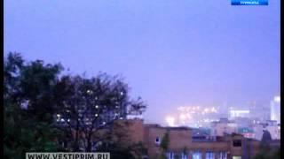 В нескольких районах Приморья пройдут дожди