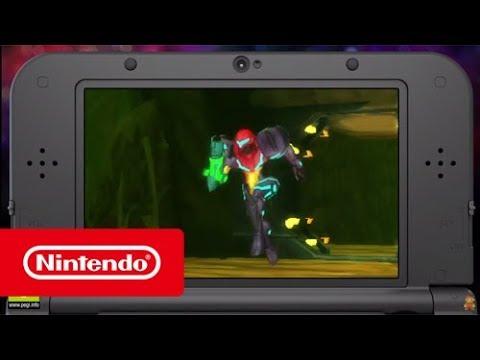 Metroid: Samus Returns – Elle est de retour (Nintendo 3DS)