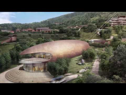 JEAN PIERRE HEIM ARCHITECTURE,PLANNING  & DESIGN 2017 ART AND CULTURE VILLAGE CHINA