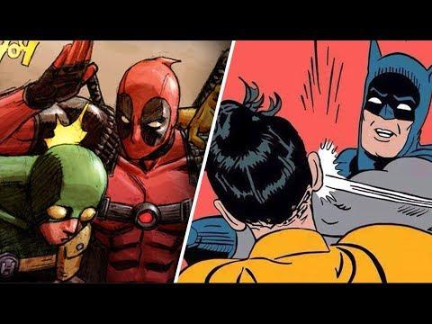 10 Superheroes Who BETRAYED Their Sidekick Partners!