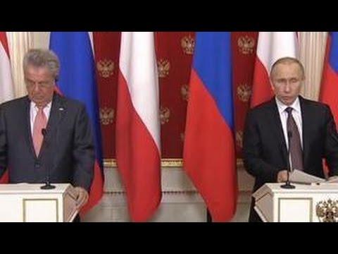Путин: отношения России
