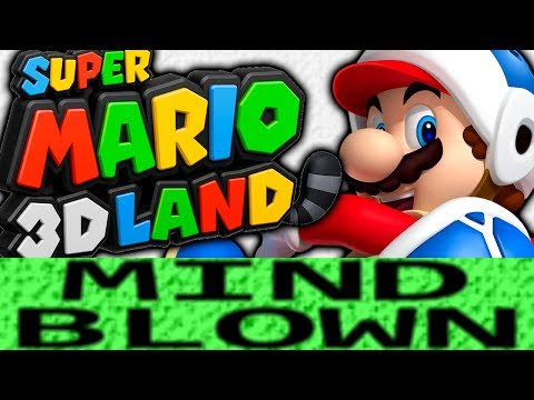 How Super Mario 3D Land is Mind Blowing!