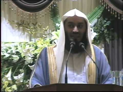 Mufti Menk- Beauty of the Quran @ICC Mauritius on 9.06.12- Part 1