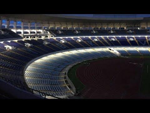 Amazing saltlake stadium in Kolkata for under seventeen FIFA WORLD CUP INDIA.