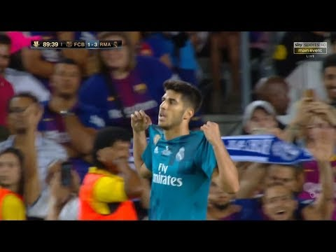 Marco Asensio vs Barcelona (Spanish Super Cup) (13/08/2017) HD 1080i by Asensio20™ thumbnail