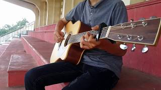Ghen - MIN x Erik x Khắc Hưng (guitar cover + tabs)