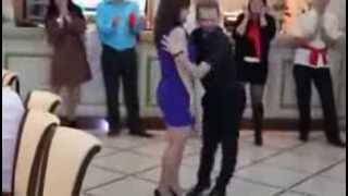 Танец Мачо  на свадьбе
