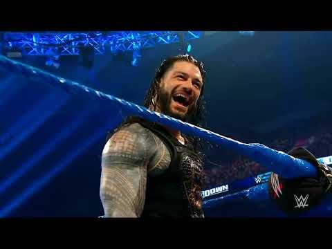 Roman Reigns and Daniel Bryan vs John Morrison and The Miz