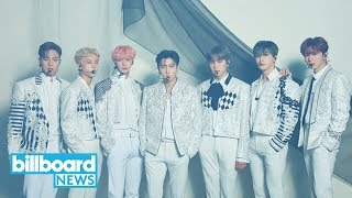 You Can Catch Monsta X on 'We Are Here' World Tour | Billboard News