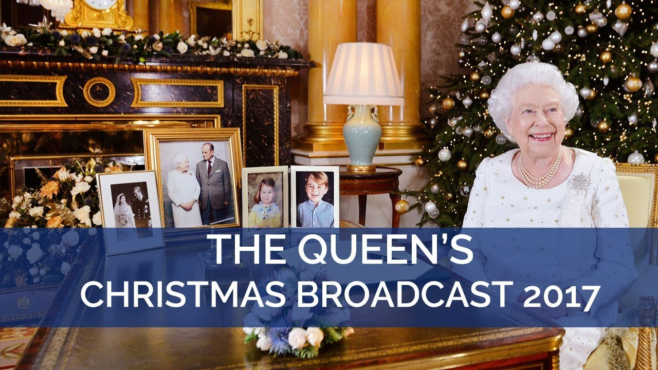 The Queen\'s Christmas Broadcast 2017 - YouTube